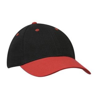 SCHWARZ/ROT - BLACK/RED