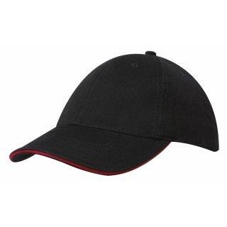 SCHWARZ/ROT - BLACK/RED