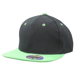 SCHWARZ-HELLGRÜN / BLACK-BRIGHT GREEN