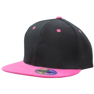 SCHWARZ-ROSA / BLACK-HOT PINK