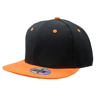 SCHWARZ-ORANGE / BLACK-ORANGE